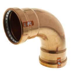 "3"" Propress XL-C Copper 90 Elbow Product Image"