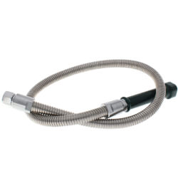 """Royal Series 44"""" Pre-Rinse Hose With Grip Product Image"""