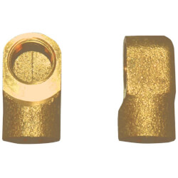 "1/2"" Female NPT Space Saver 90 Degree Elbows Product Image"