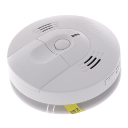 Hardwired Ionization Smoke and Carbon Monoxide Alarm (120v) w/ AA Battery Backup Product Image