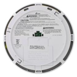 Hardwired Carbon Monoxide Alarm (120v) w/ 9v Battery Backup Product Image