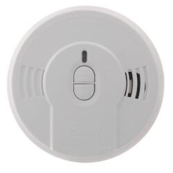 Lithium Battery Operated Ionization Power Smoke Alarm Product Image