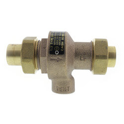 "1/2"" IPS BFP Backflow Preventer (Lead Free) Product Image"