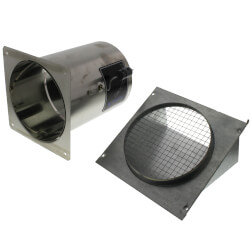 "Make-up Air Control, 6"" Duct Product Image"