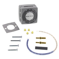 One-Pipe Reverse Acting Thermostat (55°-85°F) Product Image