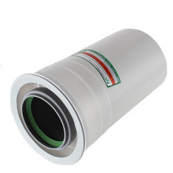 """10"""" Condensing Vent Pipe Extension for Ultra Series Product Image"""