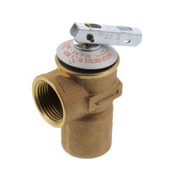 "3/4"" FIP x FIP F-30 ASME Relief Valve Product Image"