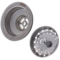 "3-1/2"" Kitchen Sink Drain w/ Basket Product Image"