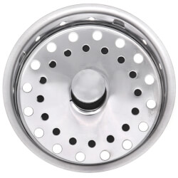 """Replacement Movable Post Basket for 3-1/2"""" Kitchen Drains Product Image"""