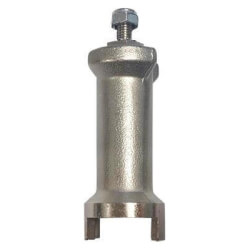 "ProPress Bronze Stem Extension for 1/2"", 3/4"" Ball Valve Product Image"