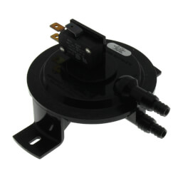 """SPDT Differential Air Pressure Switch<br>(.25"""" - 1.0"""" WC) Product Image"""