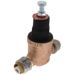 "1/2"" EB-45 SharkBite Pressure Regulator,<br>Lead Free (45 psi) Product Image"