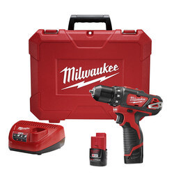 "M12 3/8"" Drill/Driver Kit Product Image"