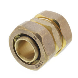 "1"" PEX-AL-PEX Repair Coupling w/ Fitting Assembly Product Image"