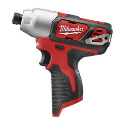 "M12 Cordless 1/4"" Hex Impact Driver (Tool Only) Product Image"