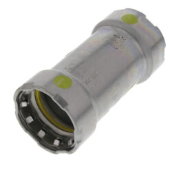 """3/4"""" MegaPressG<br>Coupling without Stop Product Image"""