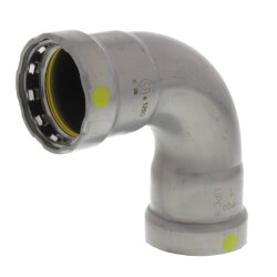 "1"" MegaPressG 90° Elbow Product Image"