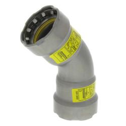 """3/4"""" MegaPressG<br>45° Elbow Product Image"""