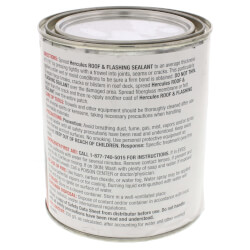 Roof & Flashing Sealant<br>1 qt. Product Image