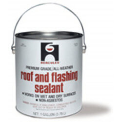Roof & Flashing Sealant<br>1 Gal. Product Image