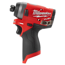 """M12 Fuel 1/4"""" Hex Cordless Impact Driver (4 Mode Drive Control) (Tool Only) Product Image"""