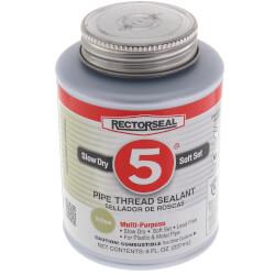 RectorSeal No. 5 Pipe Thread Sealant (8 oz.) Product Image