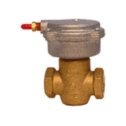 "1/2"" F x UM 2-Way Normally Open Valve Assembly, 3-8 psi, 0.63 Cv Product Image"