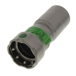 "3/4"" FTG x 1/2"" Press MegaPress Fitting Reducer Product Image"