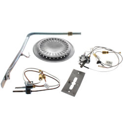 Natural Gas Burner Assembly Product Image