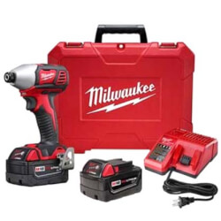 "M18™ 2-Speed 1/4"" Hex Impact Driver Kit Product Image"