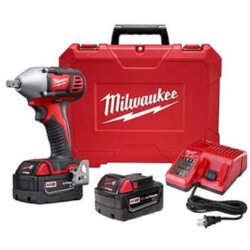 """M18™ 1/2"""" Impact Wrench Kit with Pin Detent Product Image"""