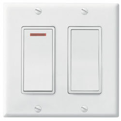 Two-Function Control (White) Product Image