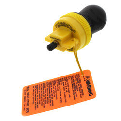 "2"" Clean-Seal Pneumatic Pipe Plug (13 PSI) Product Image"