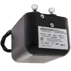 Transformer 2721-668 for Wayne Burner<br>(Blue Angel) Product Image