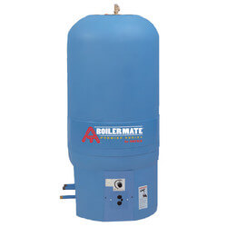 119 Gal. WHS-120ZC BoilerMate Commercial Indirect Water Heater Product Image