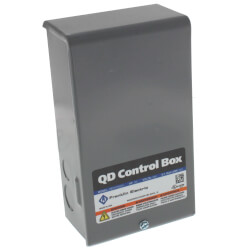 Standard Submersible<br>Motor Control Box<br>(3/4 HP, 230V, 1 Phase) Product Image