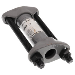 "1/2"" IPS Style 38 Water Service Dresser Coupling for Steel Pipe (Plain) Product Image"