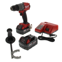 "M18 Fuel 1/2"" Hammer Drill/Driver Kit Product Image"