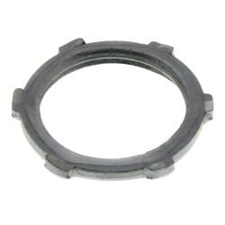 """1"""" Rigid Steel Locknut Product Image"""
