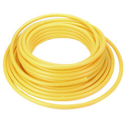 "1/2"" CTS Yellow Medium Density PE 2708 Gas Pipe - 150 Ft. (SDR-7) Product Image"