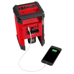 M12 Radio w/ Charger Product Image