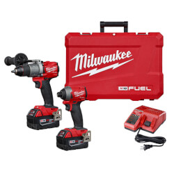 M18 Fuel 2-Tool Combo Kit (Hammer Drill/Driver & Impact Driver) Product Image