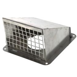 "2"" Galvanized Fresh<br>Air Intake Hood Product Image"
