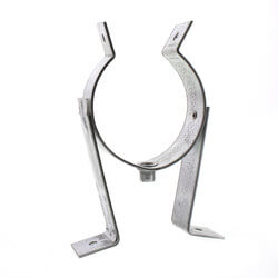 "5"" PolyPro Galvanized Metal Wall Strap Product Image"