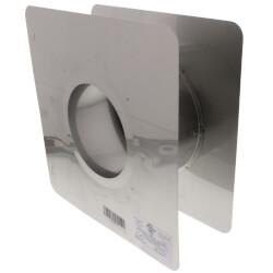 Zvent Double Wall Termination Box Supplyhouse Com