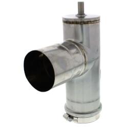 "3"" Z-Vent Condensation Drain (Vertical Draintee) Product Image"