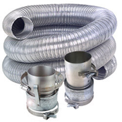 "3"" x 3 Ft. Single Vent Kit Product Image"