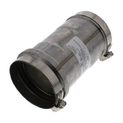 """3"""" Z-Vent Modine Hot Dawg Adapter Product Image"""