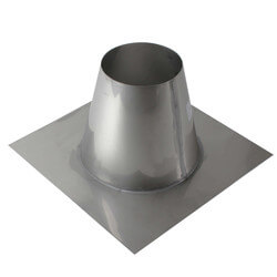 "8"" Z-Vent Flat<br>Flashing (OD) Product Image"