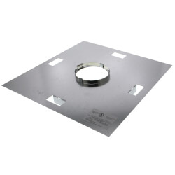 "4"" Z-Vent Fire<br>Stop Support Product Image"